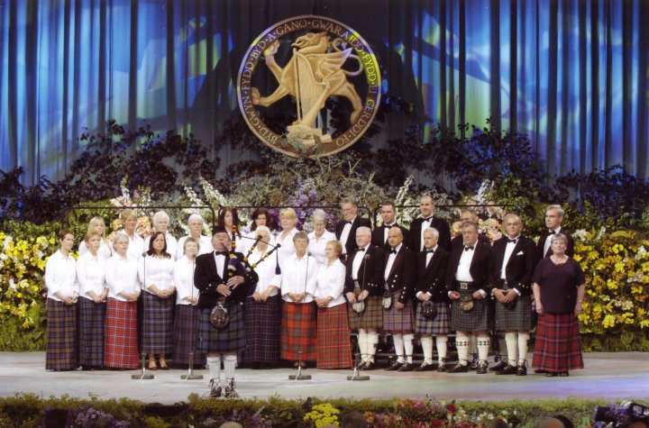 Glasgow Islay Gaelic Choir 1
